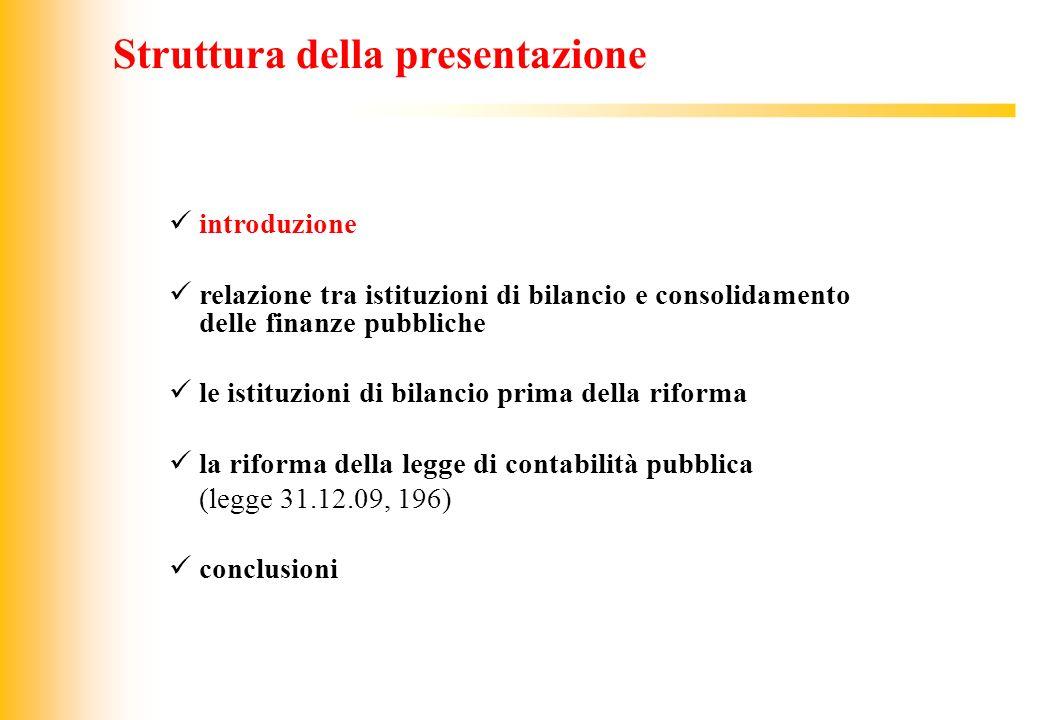 JIQ POST-RIFORMA: ATTUAZIONE STRATEGIA - 3 esecuzione del bilancio: fondi speciali e virement no modifiche sostanziali alla disciplina dei fondi speciali art.