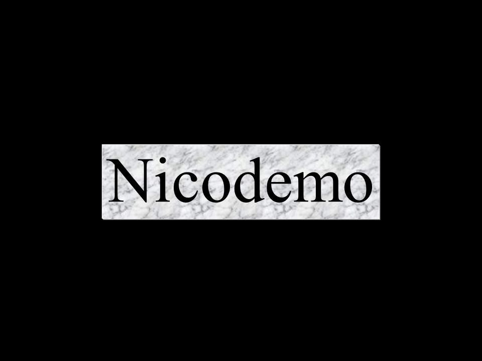 Nicodemo