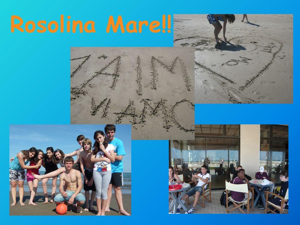 Rosolina Mare!!