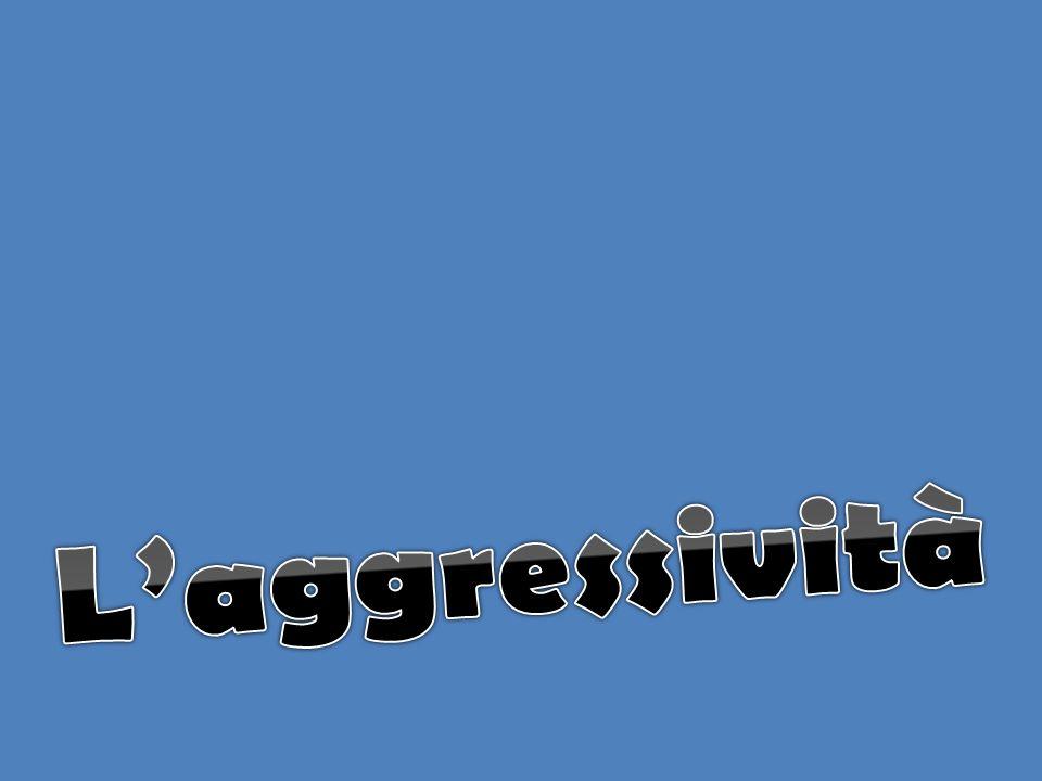 Dei ricercatori del gruppo di Yale, proposero una spiegazione dei comportamenti aggressivi L aggressività è strettamente collegata alle frustrazioni Comportamento aggressivo che presuppone presuppone uno stato di frustrazione Lesistenza di trustrazioni conduce a forme di aggressività