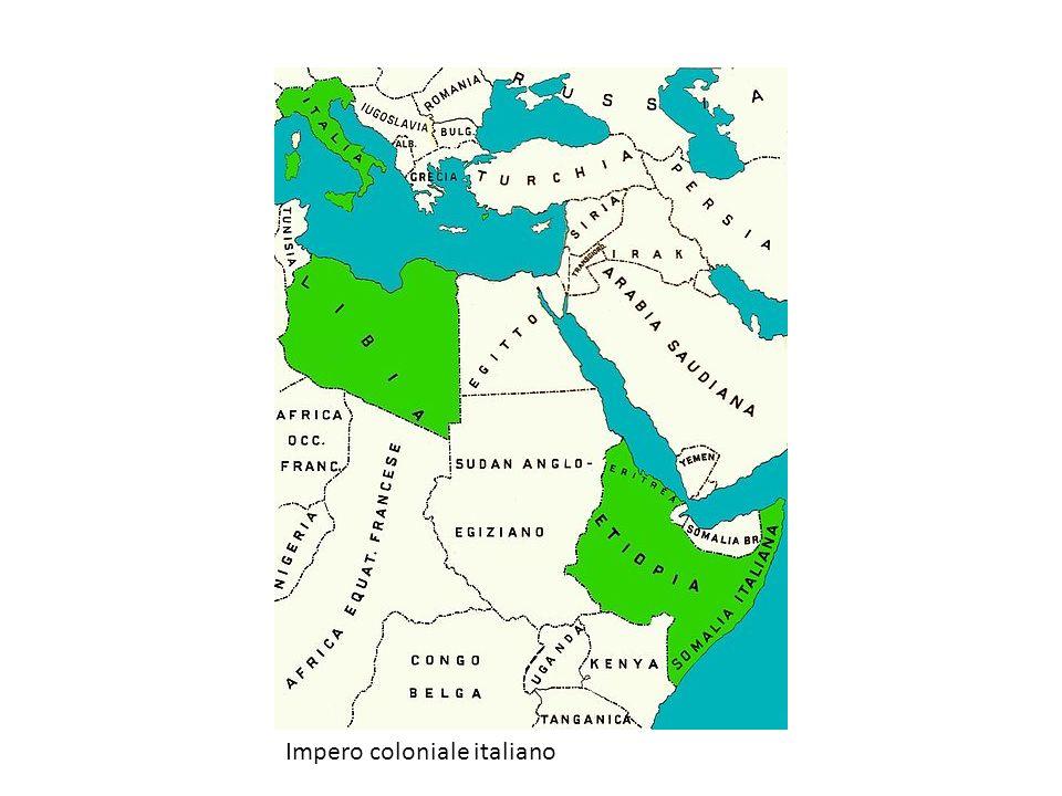 Impero coloniale italiano