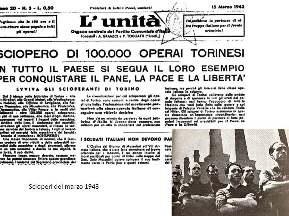 Scioperi del marzo 1943