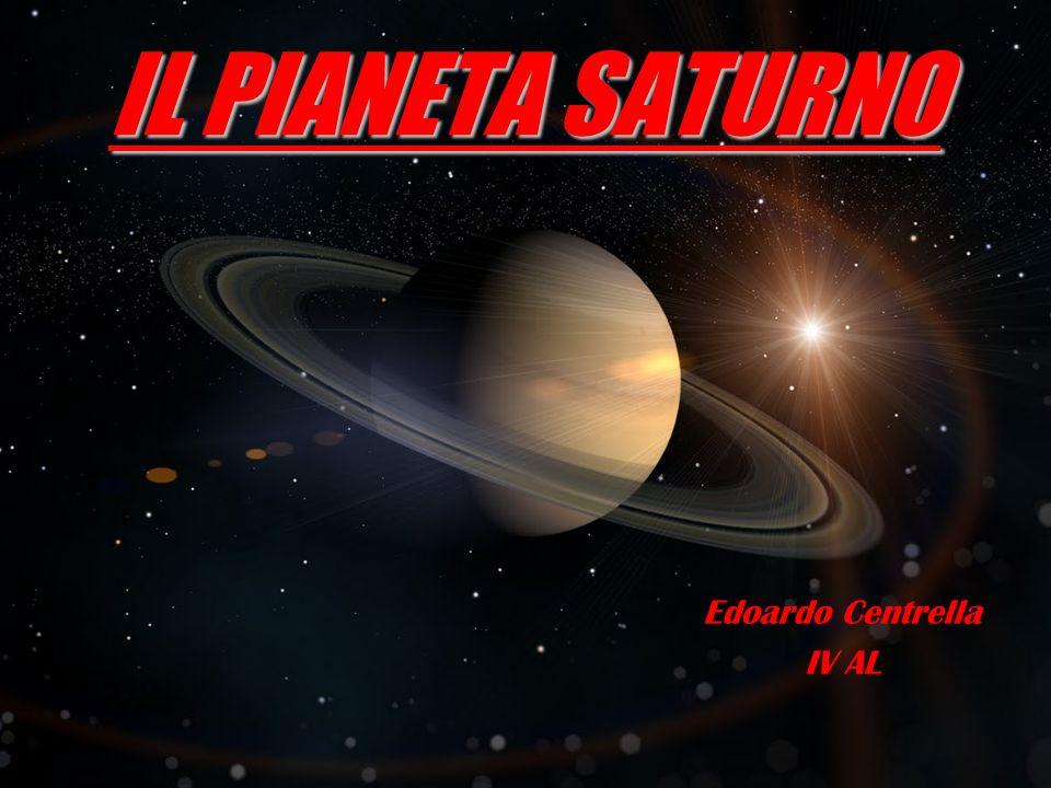 SATURNO: IL SIGNORE DEGLI ANELLI Gli anelli di Saturno sono i più visibili del Sistema solare e per questa ragione è stato soprannominato «Il Re dei pianeti».