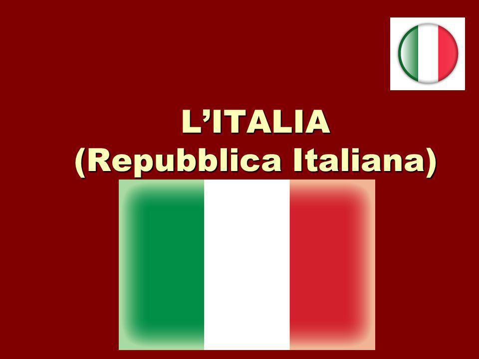 LITALIA (Repubblica Italiana)