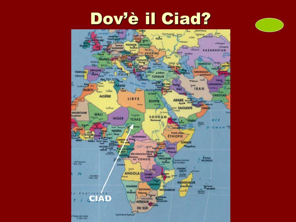 Dovè il Ciad?