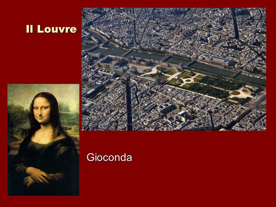 Il Louvre Gioconda