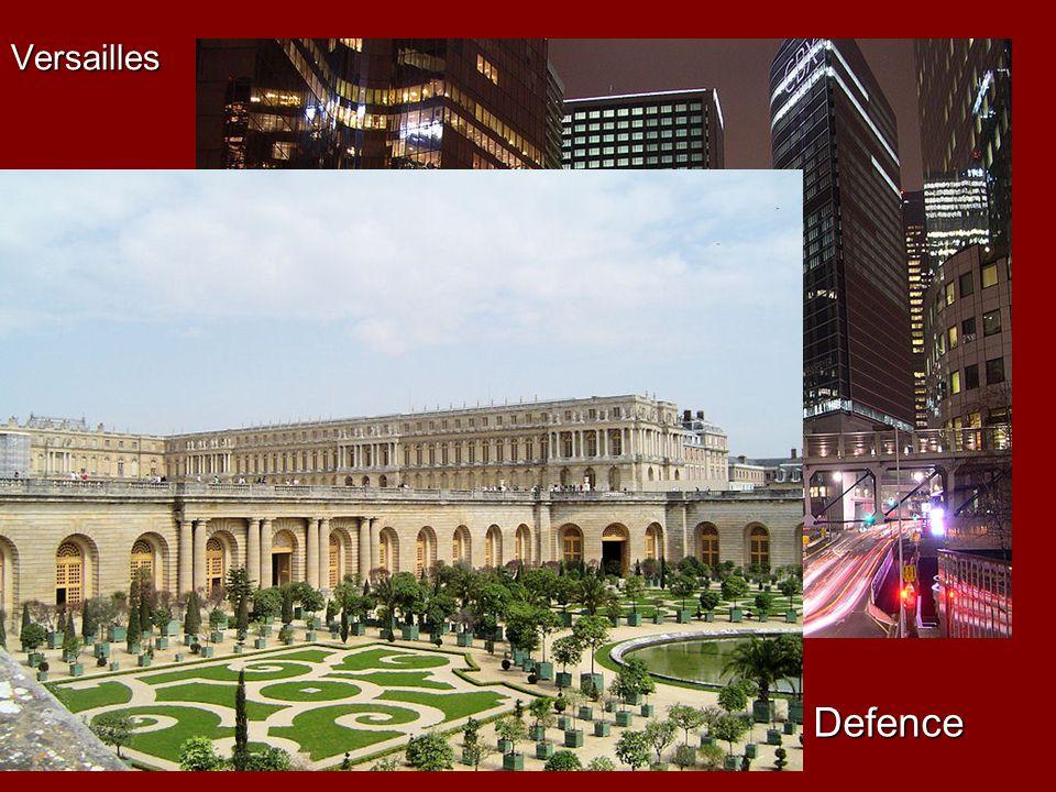 Defence Versailles