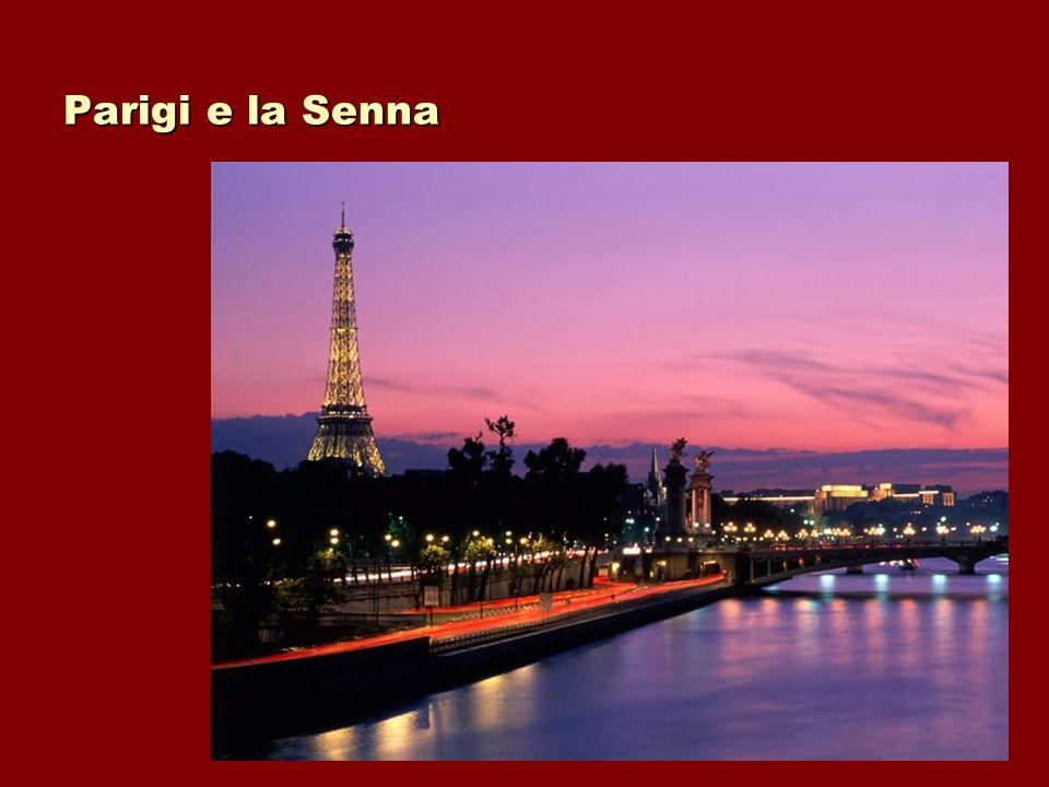 Parigi e la Senna