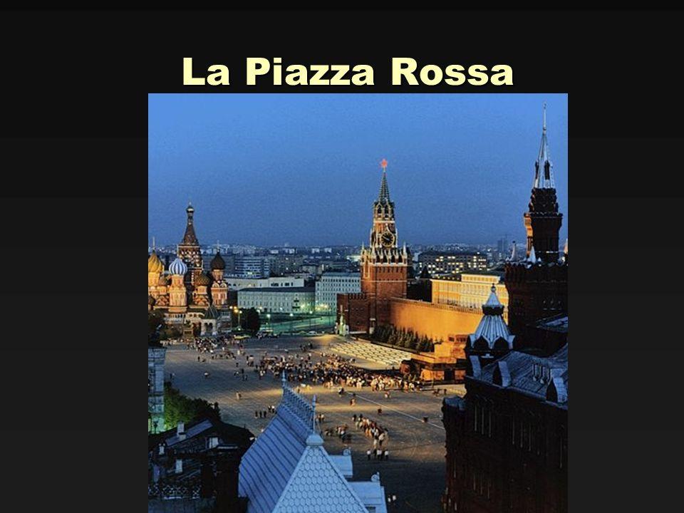 La Piazza Rossa