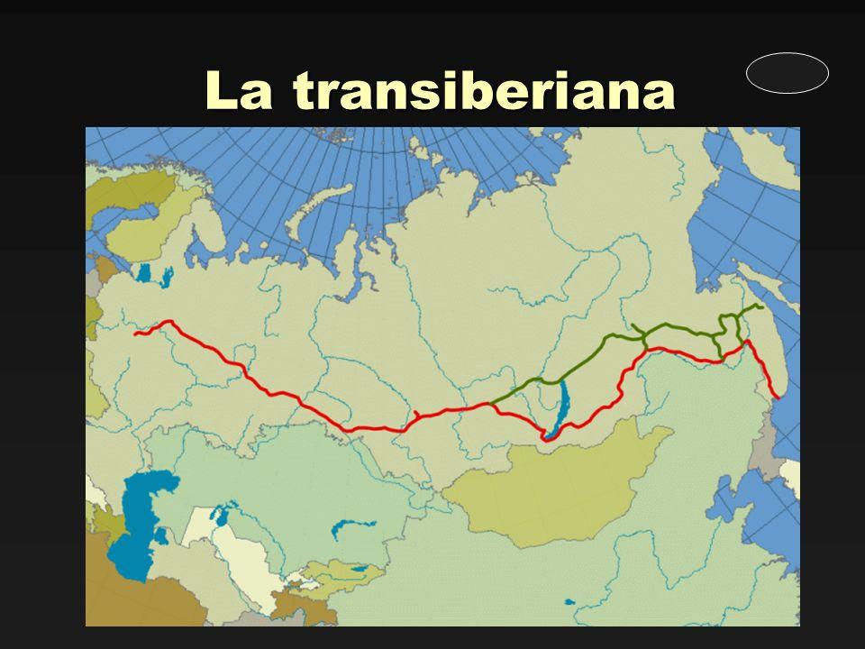 La transiberiana