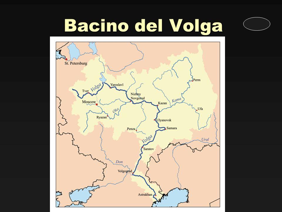 Bacino del Volga