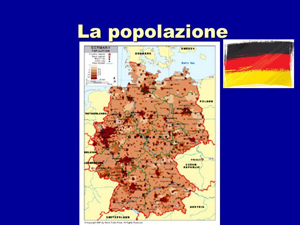 BERLINO 3.500.000 ab (area metropolitana) 3.500.000 ab (area metropolitana) Porta di Brandeburgo