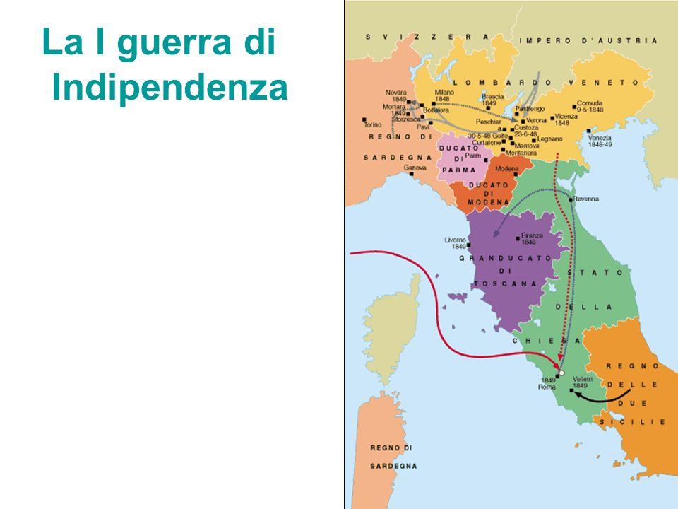 La I guerra di Indipendenza