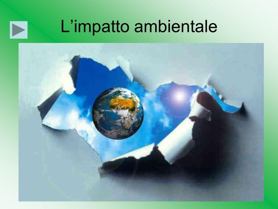 Limpatto ambientale