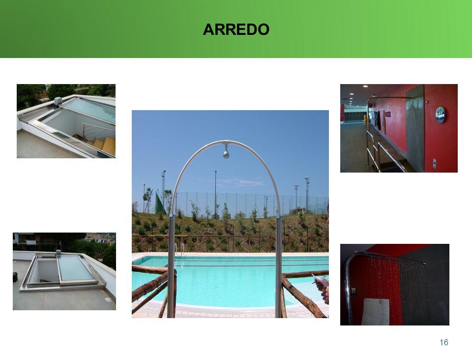 16 ARREDO
