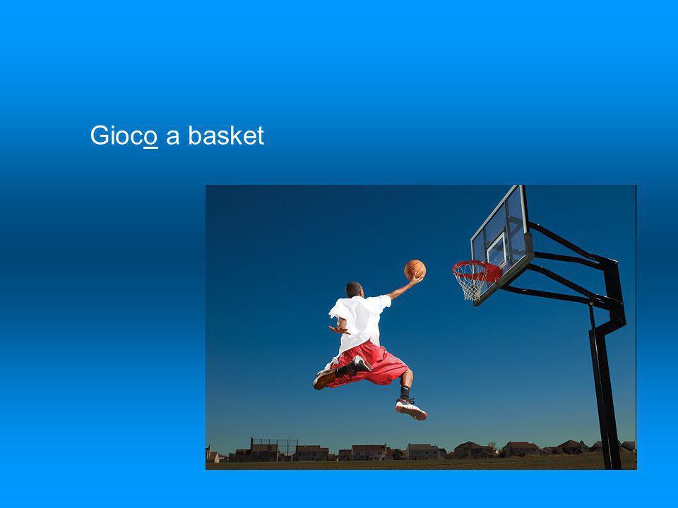 Gioco a basket