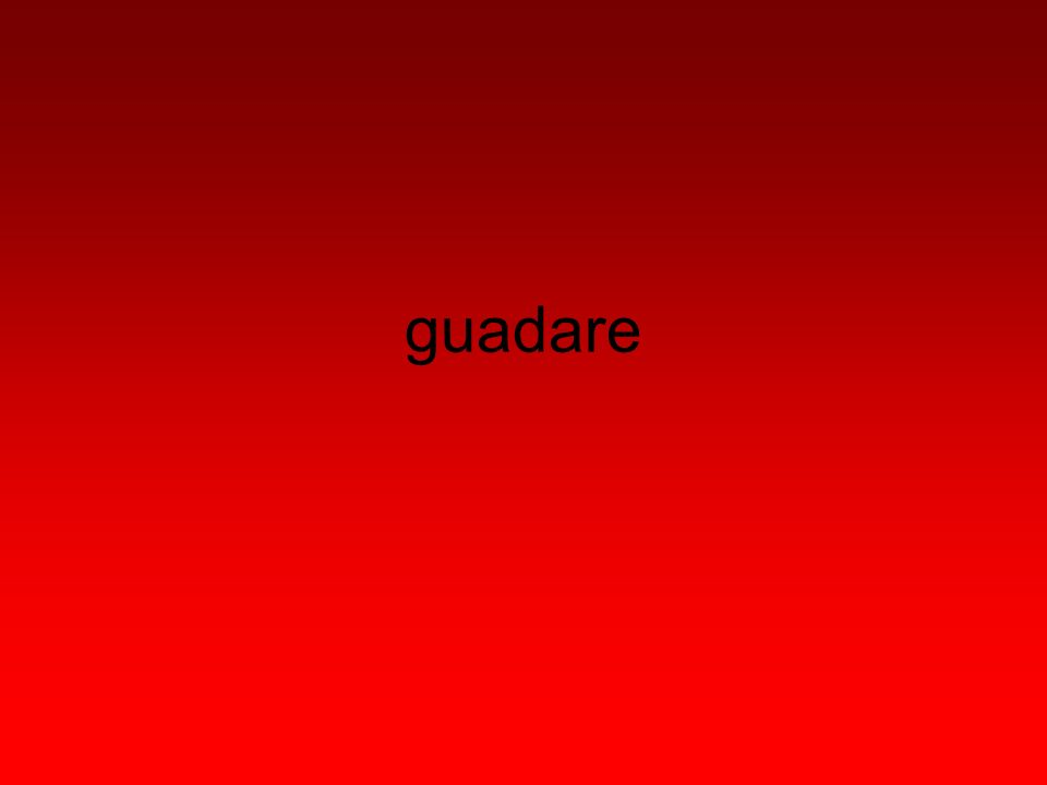 guadare