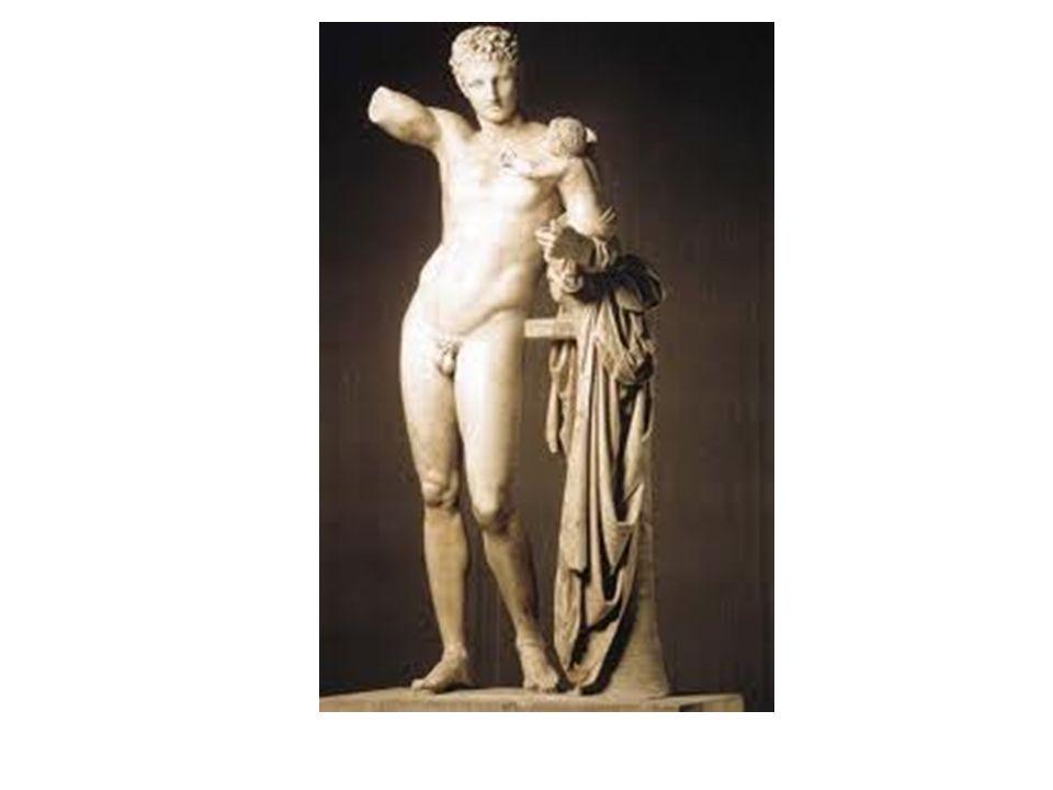 Afrodite Pandemos Per Elide Skopas avrebbe scolpito unAfrodite Pandemos: ce ne dà notizia Pausania che parla di una statua di bronzo su capro (secondo alcuni lunica opera in bronzo dello scultore): in un coperchio di specchio è conservata limmagine della dea.