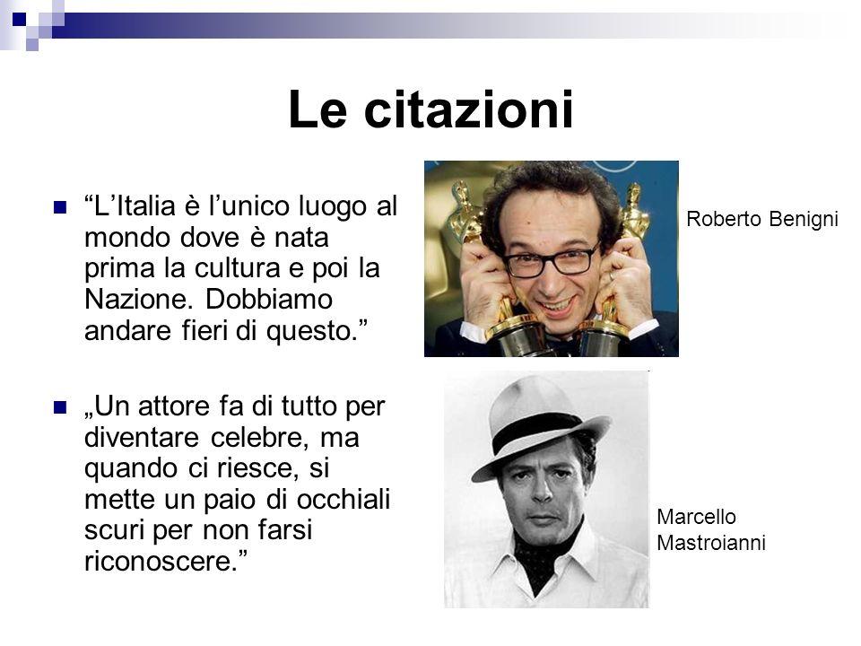Le citazioni LItalia è lunico luogo al mondo dove è nata prima la cultura e poi la Nazione.