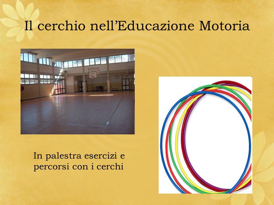 Il cerchio nellEducazione Motoria In palestra esercizi e percorsi con i cerchi