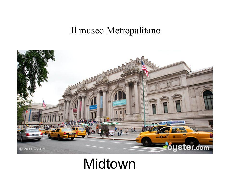 Il museo Metropalitano Midtown