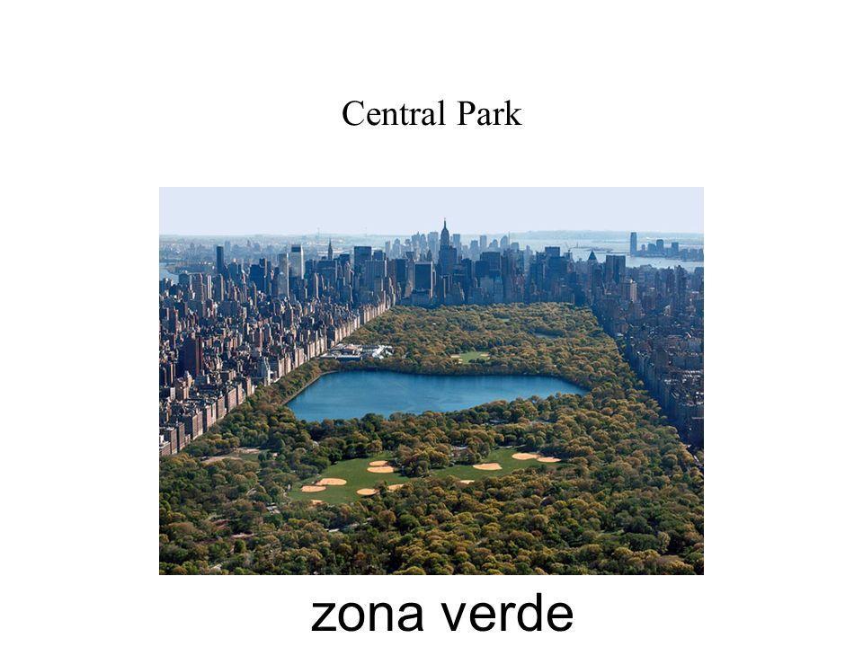 Central Park zona verde