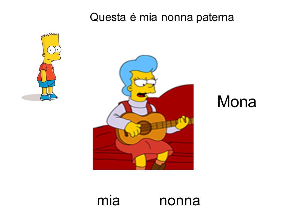 Questa é mia nonna paterna nonnamia Mona