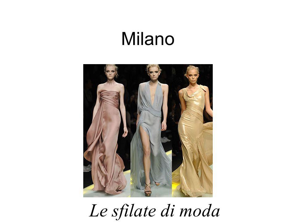 Milano Le sfilate di moda