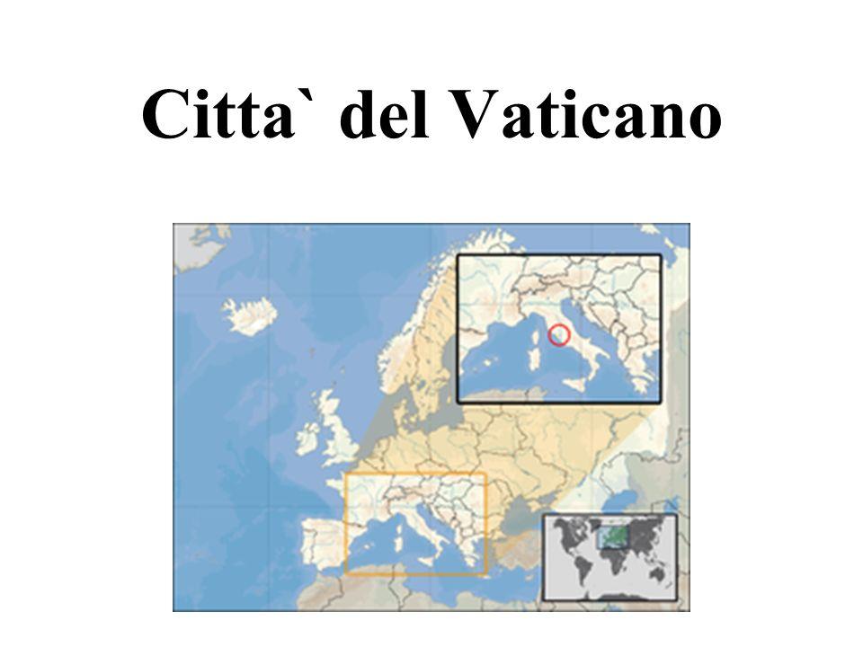 Citta` del Vaticano