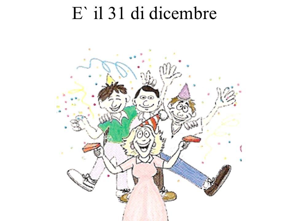 E` il 31 di dicembre