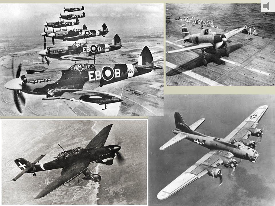 Aerei lutilizzo dell'aeroplano come strumento di guerra fu diffuso in tutti i campi di combattimento e praticamente tutte le nazioni fecero ampio rico