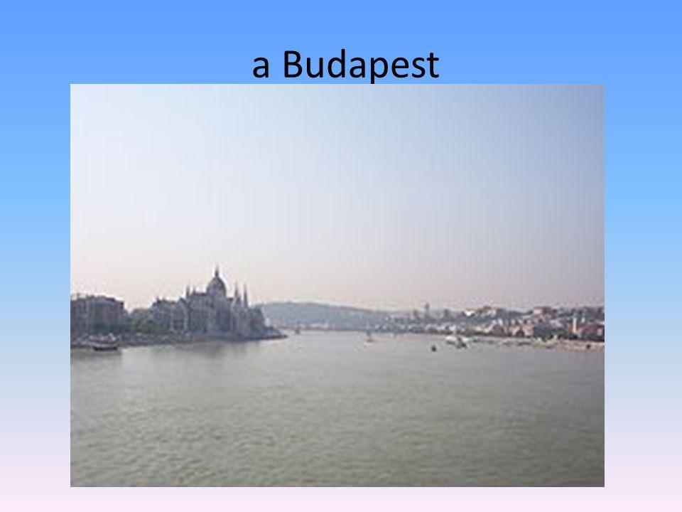 a Budapest
