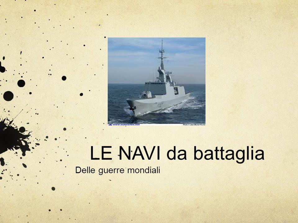 Con il termine nave da battaglia (chiamata anche corazzata ) si indicano le più potenti navi da guerra delle marine militari per tutto il periodo che va circa dalla metà del XIX secolo fino alla fine della seconda guerra mondiale.