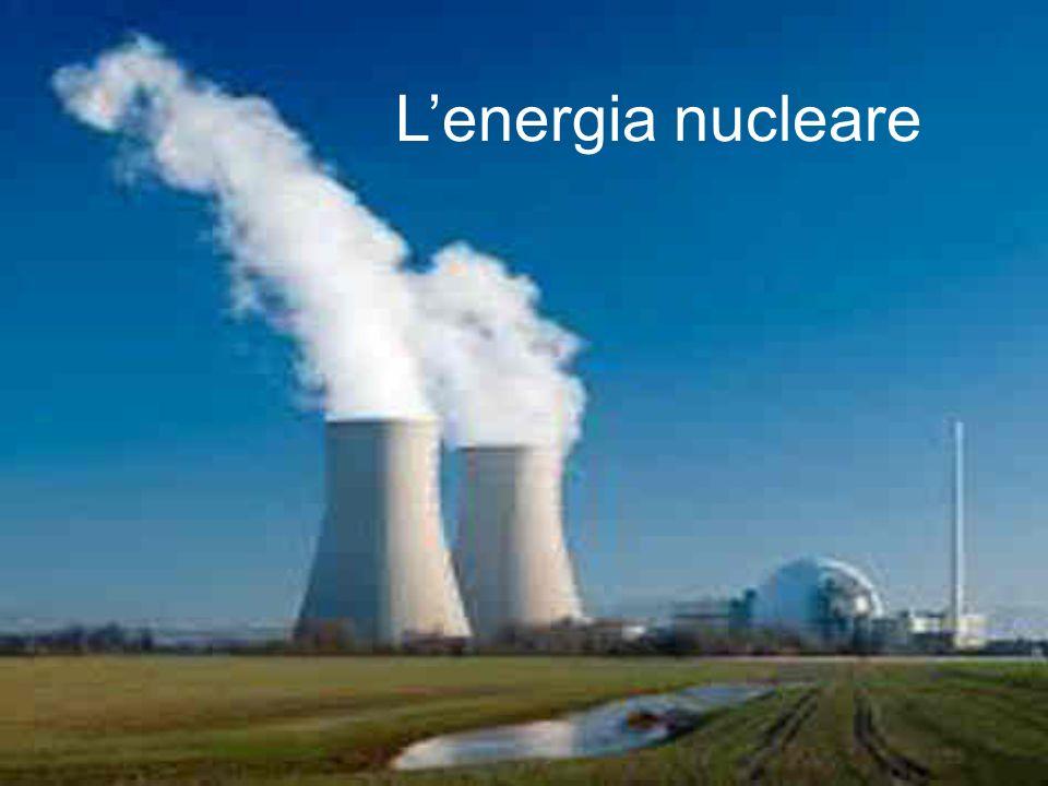 Lenergia nucleare