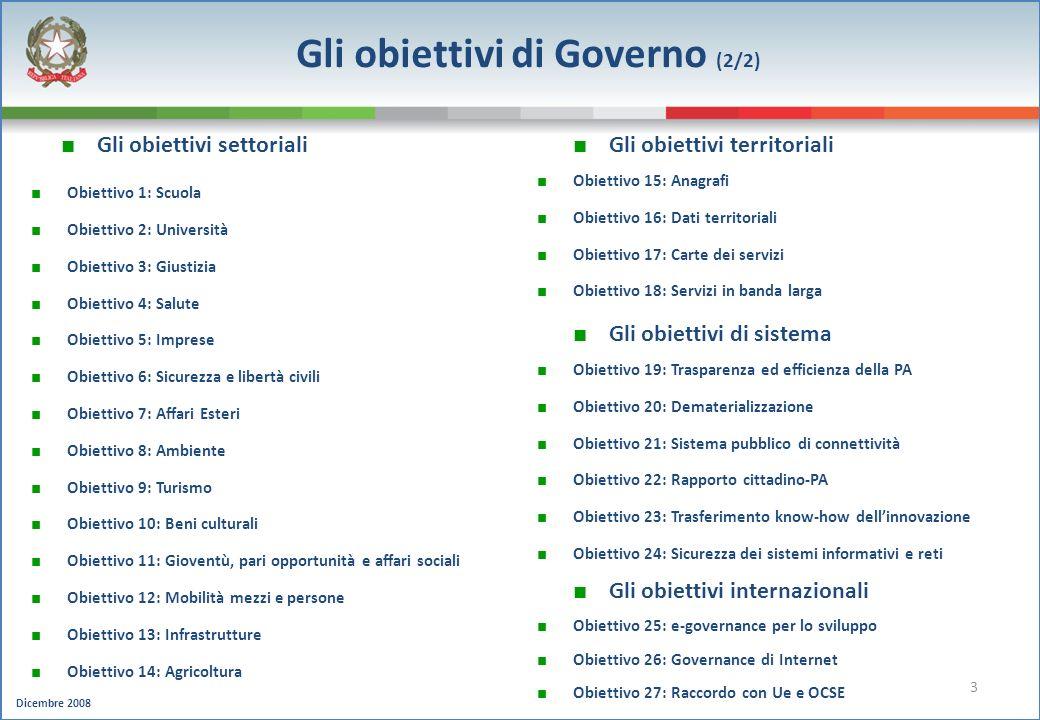 Dicembre 2008 44 Anno2009201020112012 Iniziative Progetto Impresainungiorno Supporto al Tavolo tecnico emanazione regolamento ex art.
