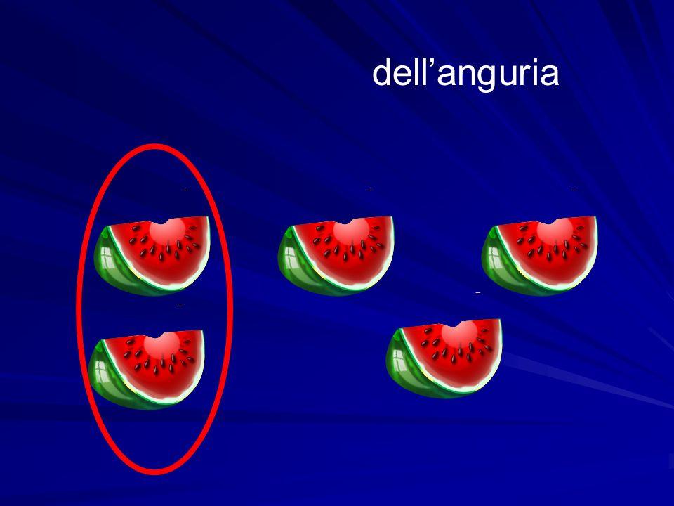 Un po di anguria