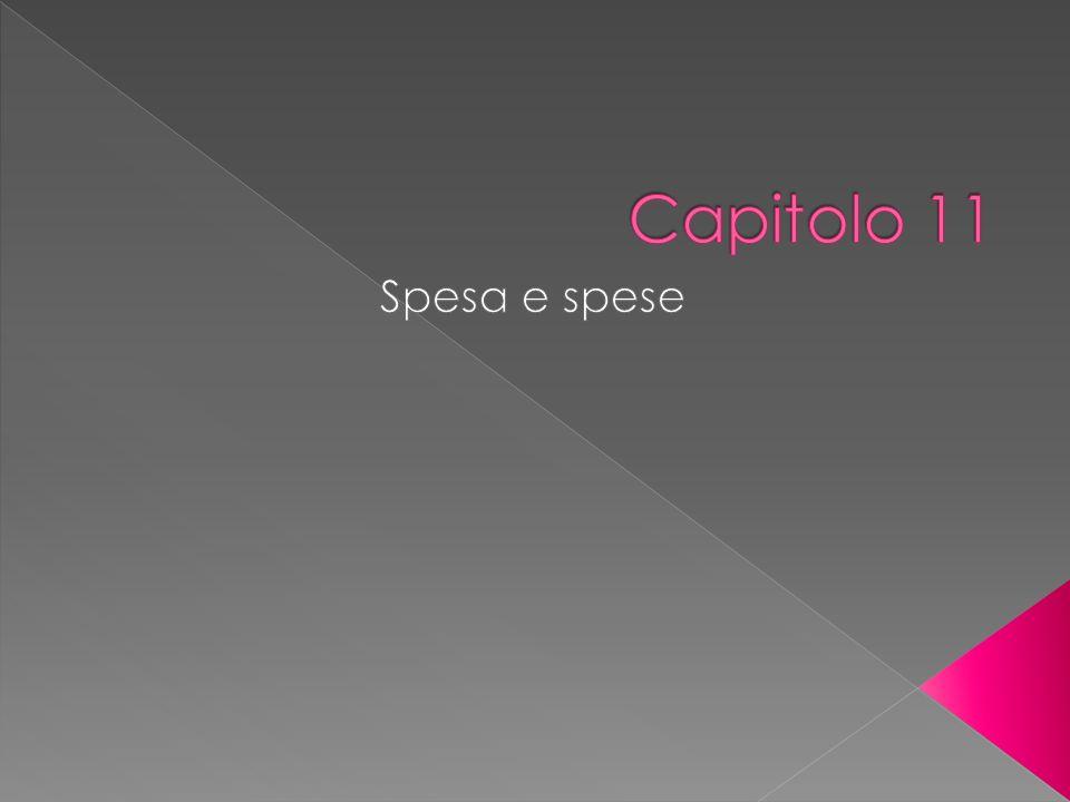 Costare Credere (a +noun) Credere Fare la spesaspesa Fare spese/ comperespese/ compere Pensare (a+ noun) Pensare Provare Vendere Lagnello
