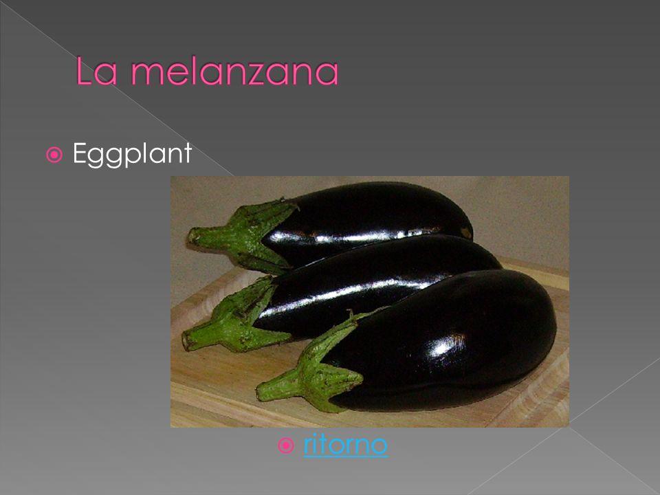 Eggplant ritorno