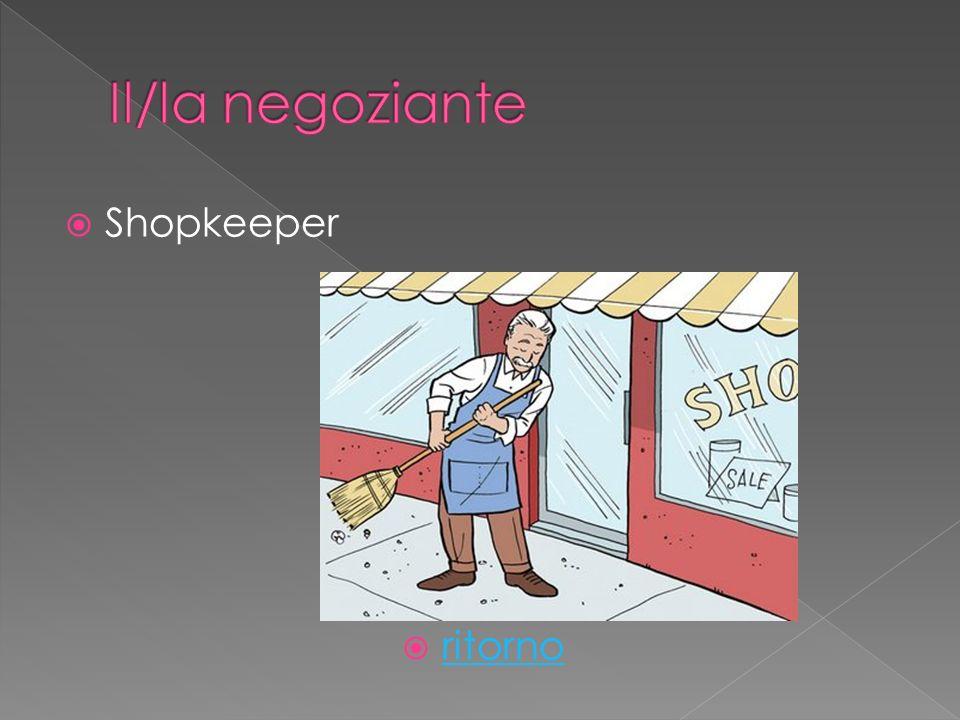 Shopkeeper ritorno