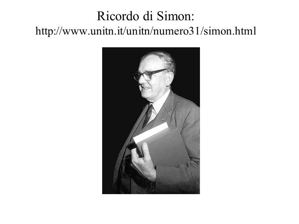 Ricordo di Simon: http://www.unitn.it/unitn/numero31/simon.html