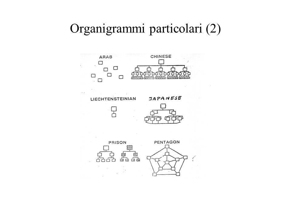 Organigrammi particolari (2)