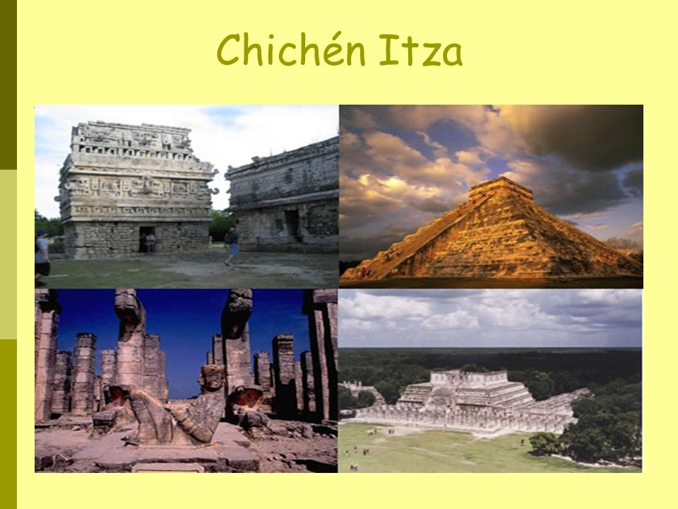 Chichén Itza