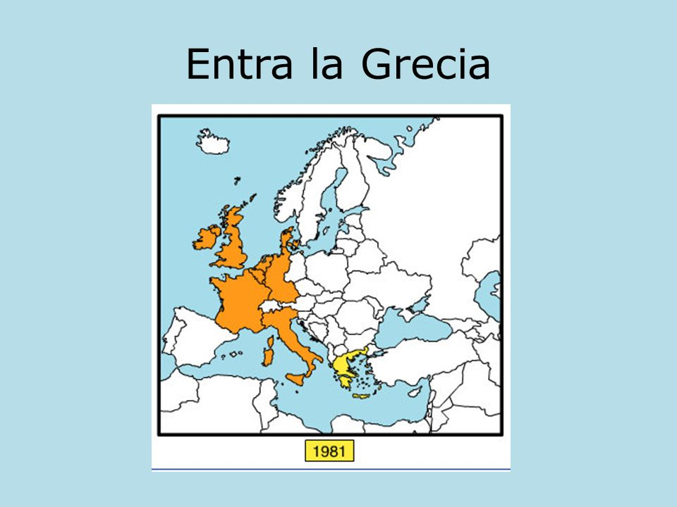 Entra la Grecia