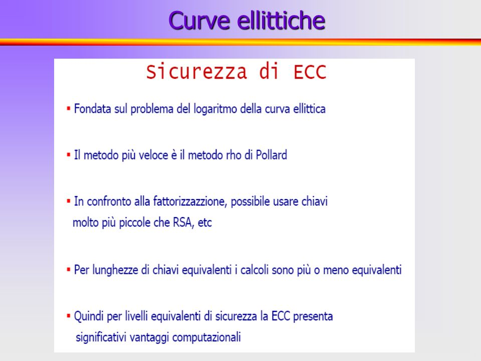 24 Curve ellittiche