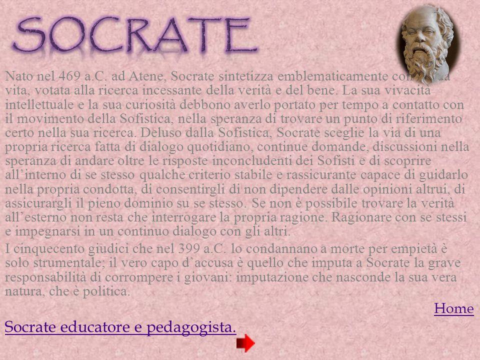 Nato nel 469 a.C.