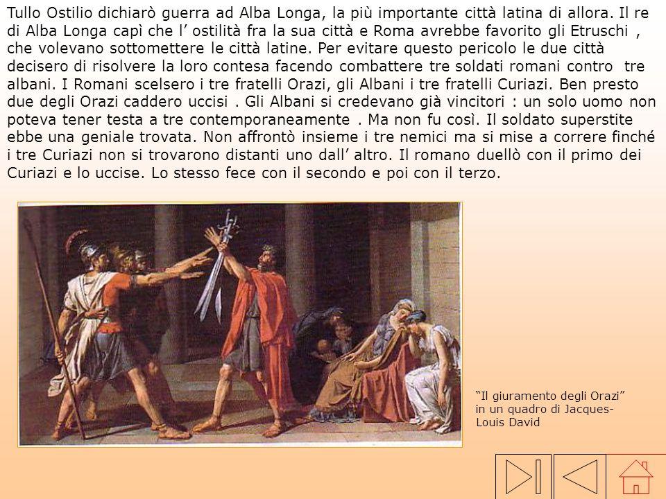 Numa Pompilio doveva essere un uomo molto pacifico, forse un sacerdote. La sua origine era sabina. Fu proprio lui a voler costruire il tempio di Giano