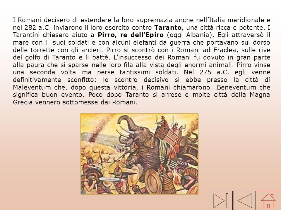 Tullo Ostilio dichiarò guerra ad Alba Longa, la più importante città latina di allora. Il re di Alba Longa capì che l ostilità fra la sua città e Roma