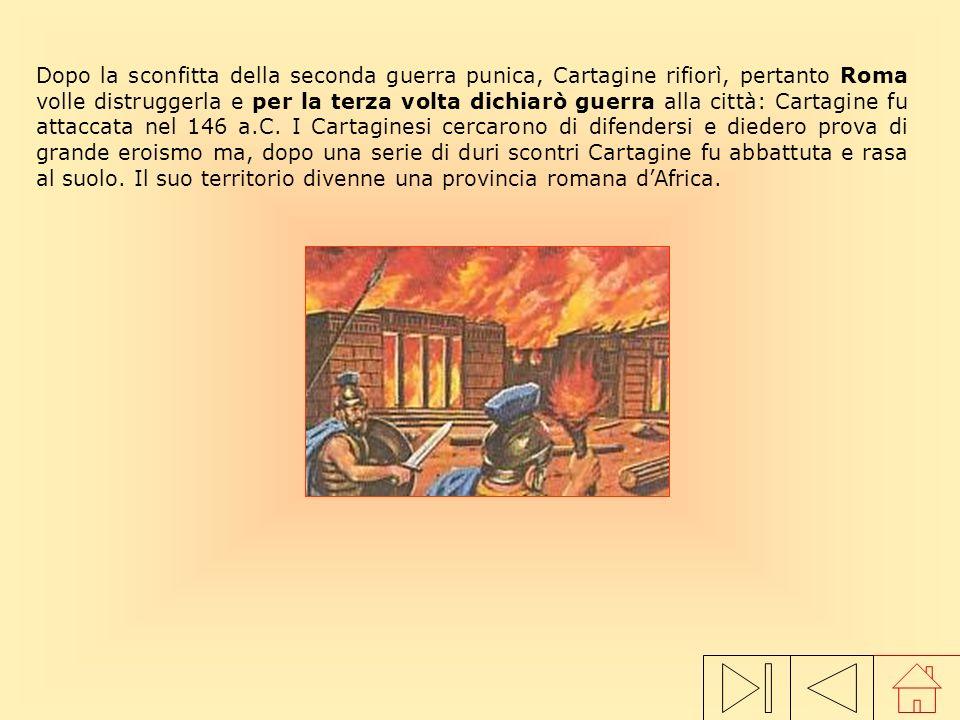 La seconda guerra punica ebbe inizio dopo la presa di Sagunto, città della Spagna alleata dei Romani e saccheggiata dai Cartaginesi. Dalla Spagna, Ann