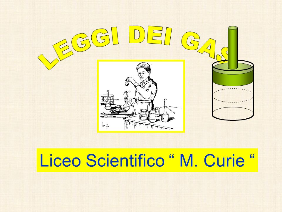 Apertura Liceo Scientifico M. Curie