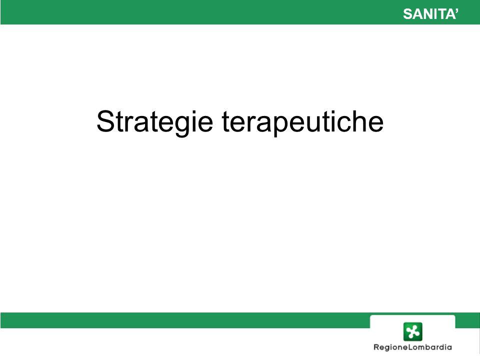 SANITA Strategie terapeutiche